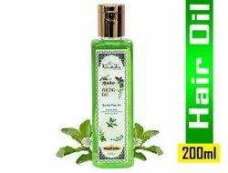 Natural Khadi Bhringraj Herbal Hair Oil
