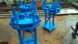 Panchal Internal Pipe Fit Up Pipe Clamp