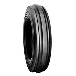 11.00-16 10 Ply Tractor Front Tire F-2 Three Rib