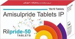 Amisulpride 50 Mg Tablets (Rilpride 50)