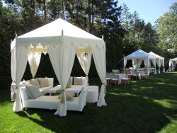 Luxury Garden Tents For Party