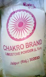 White Chakro Limestone Powder, Grade: Agriculture,Aquaculture, Packaging Size: 50 K.g