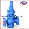 Pilot Operated Pressure Regulating Valve, Size: 1/2 Inch Up To 6 Inch