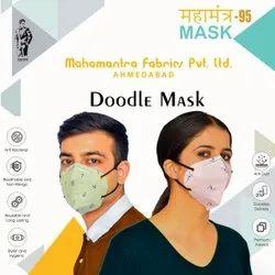 Reusable Printed Face Mask