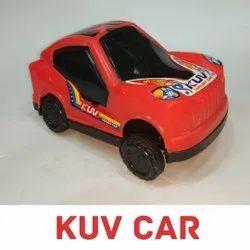 Red Plastic KUV Car, For Kids