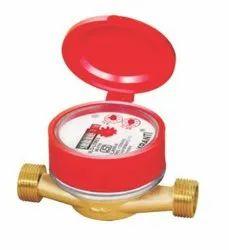 Kranti Water Meter SINGLE JET CLASS B