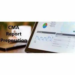CMA Report Preparation Banking Service