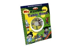 UKG Table Book With Cd, English