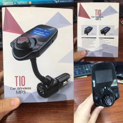 T10 Car Wireless Mp3