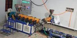 PVC Transparent Garden Pipe Making Machine