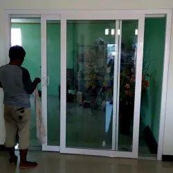 Aluminium Glass Doors