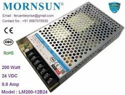 LM200-12B24 Mornsun SMPS Power Supply