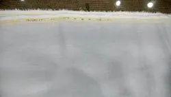 150 Lea White Linen Fabric, GSM: 140 GSM
