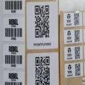 Polycarbonate QR Code Tag