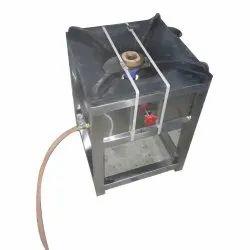 Erum 1 Single Burner Gas Stove, Size: 2*2 Feet