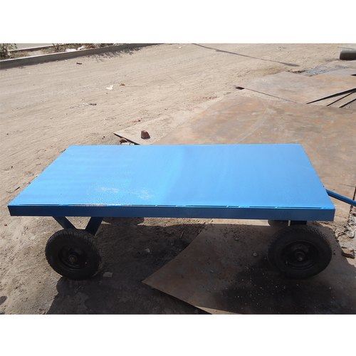 4 Wheel Pallet Truck