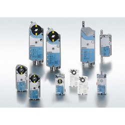 Control SIEMENS damper actuators GBB, Rotary Motion Valve, Model Name/Number: Gbb, Gib