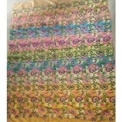 Kirkham Banarasi Jacquard Fabrics