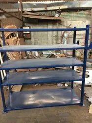 1.5 Meter Free Standing Unit Industrial Storage Rack