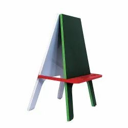 Black And Green Easel Board