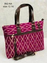 Maroon Designer Bag, Size: 12.16 Mm