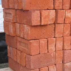 Rectangular Red Building Bricks, Size: 10x5x3