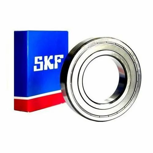 Chrome Steel Skf Shielded Radial Ball Bearing, For Automobile Industry