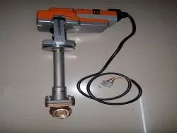 Stainless Steel Standard Electrically Actuated Cryogenic Valve, For Industrial