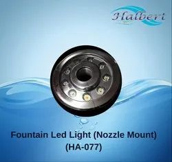 Fountain Led Light (Nozzle Mount)
