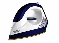 Usha EI 3302 Gold 1100-Watt Lightweight Dry Iron (Galaxy Blue)