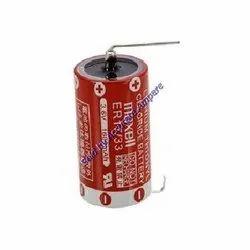 Maxell Er 17/33 3.6v Lithium Battery