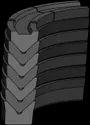 A-120 V-Pack Rod