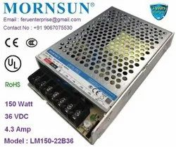 LM150-22B36 Mornsun SMPS Power Supply