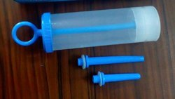 Pp Glycerine Syringe Premium 100ml, For Ayurvedic Therapy, 120 Pieces