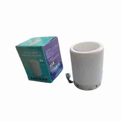 2.0 ABS Touch Lamp Portable Speaker, 3W