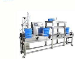 Diesel Exhaust Fluid filling machine