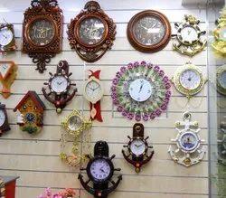 Slatwall Clock Display Rack