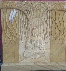 Buddha Mural Stones
