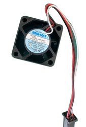 Black Drive Cooling Fan, Model Name/Number: 1608KL-05W-B39, 24 V Dc