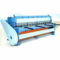 Mechanical Under Crank Shearing Machine, Max Shear Width: 500-1000 M