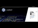HP 658X Black Laserjet Toner Cartridge