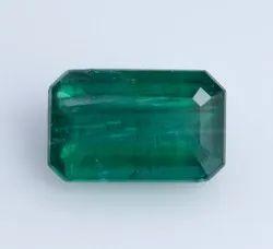 IGI Certfied Natural Emerald 1.38 Ct - Oil Only