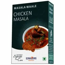 Chicken Masala, Packaging Size: 50 g, Packaging Type: Packets