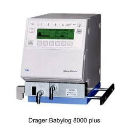 Drager Babylog 8000 Plus Ventilator