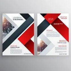 1 Week E Brochure Design Service