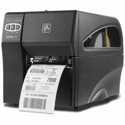 Zebra ZT 220 Industrial Barcode Printer