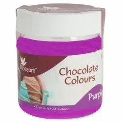 Blossom Purple Chocolate Colours