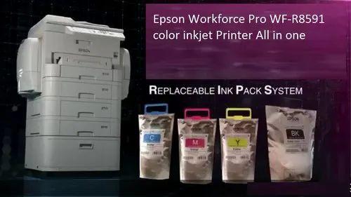 Epson WF-R8591 BK, INK