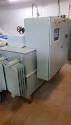 Rajdeep Mild Steel Servo Controlled Voltage Stabilizer