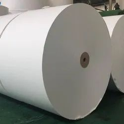 White Poly Coated Paper